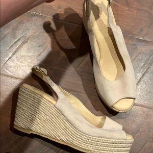 Cordani calzature slingback wedges